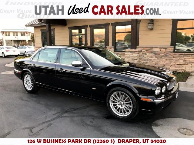2007 Jaguar XJ-Series XJ8L