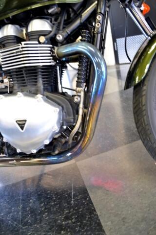 2014 Triumph Thruxton 900