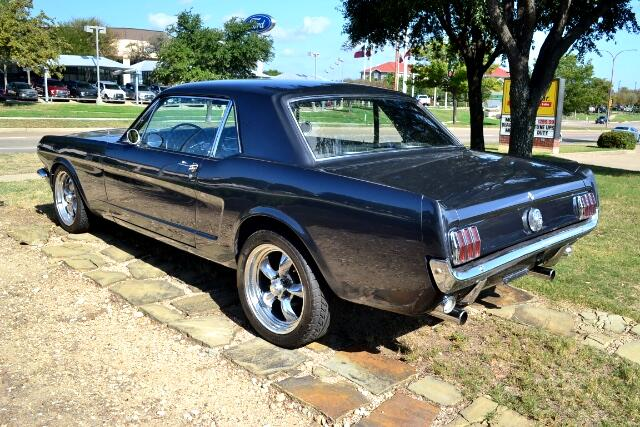 1966 Ford Mustang 2dr Cpe