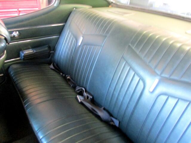 1969 Pontiac GTO Coupe