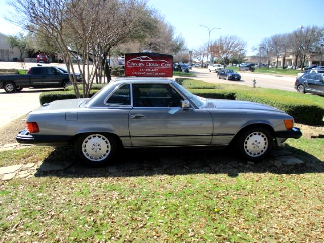 1988 Mercedes-Benz 560 SL Roadster