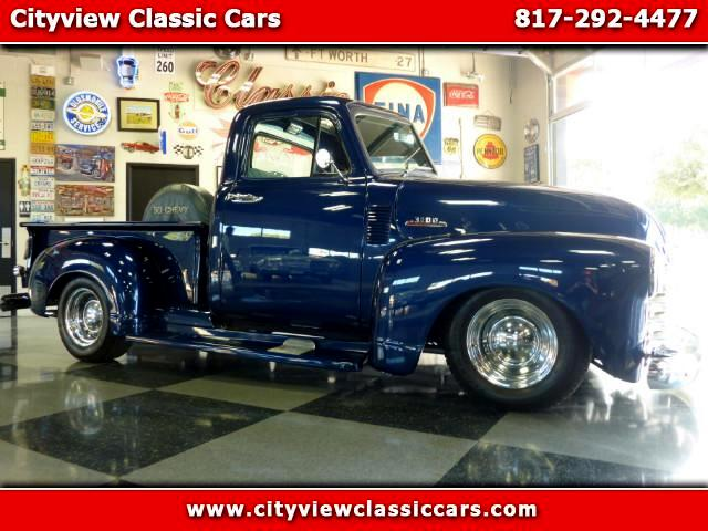 1950 Chevrolet Trucks Pickup PK