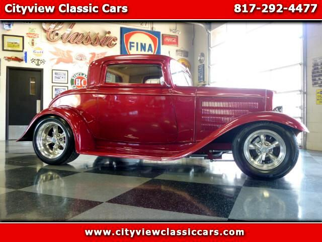 1932 Ford Coupe 3 Window Coupe