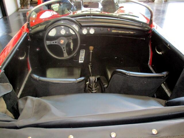 1956 ASVE Speedster Replica