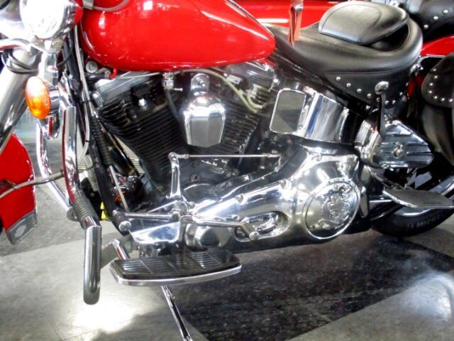1991 Harley-Davidson Heritage Softail FLSTC