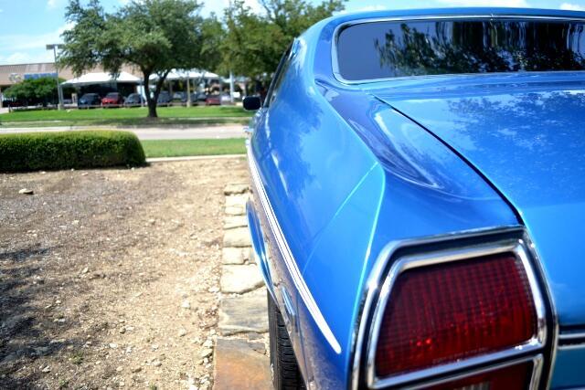 1969 Chevrolet Chevelle Malibu SS