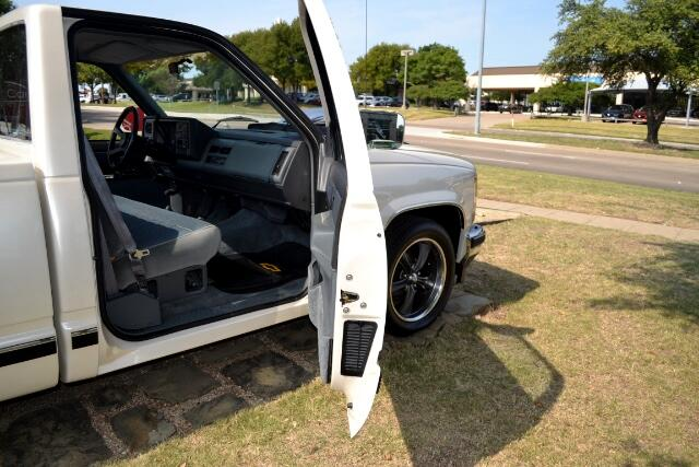 1989 Chevrolet C/K 1500 Reg. Cab 6.5-ft. bed 2WD