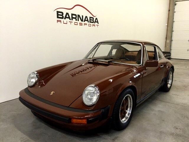1976 Porsche 911 27 Euro Carrera
