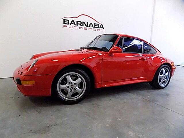 "1997 Porsche 911 Carrera ""S"""