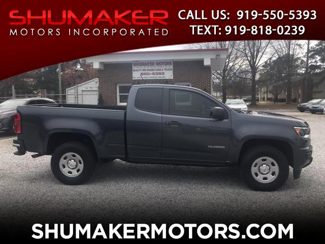 2017 Chevrolet Colorado 2WD Ext Cab LT w/1LT