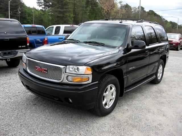 2002 GMC Yukon Denali