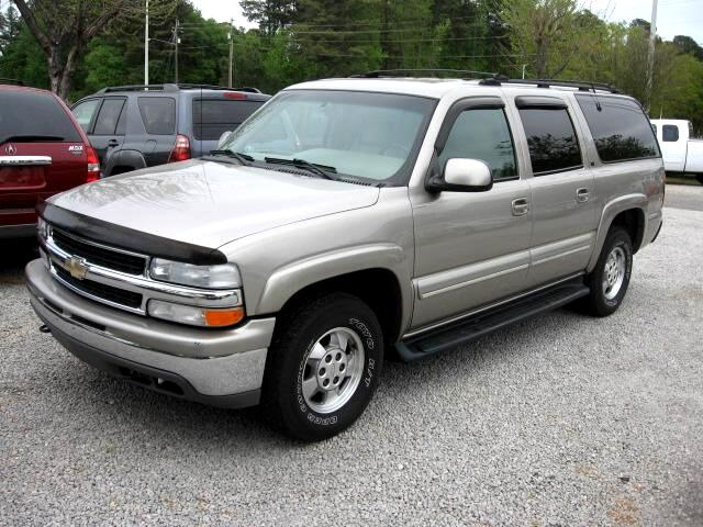 2001 Chevrolet Suburban