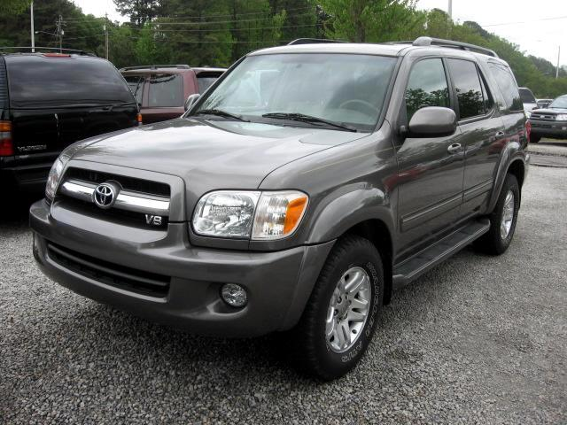 2006 Toyota Sequoia