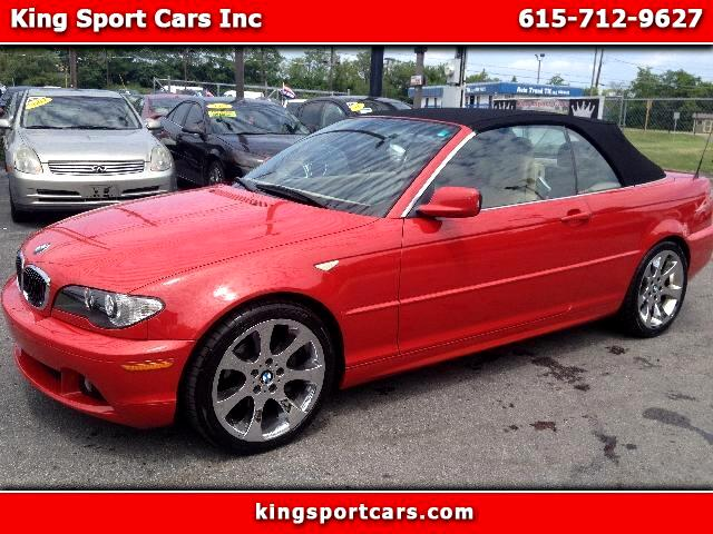 used 2005 bmw 3 series for sale in madison tn 37115 king sport cars inc. Black Bedroom Furniture Sets. Home Design Ideas