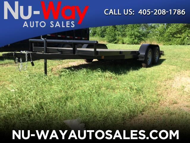 2018 Trailer Car Hauler
