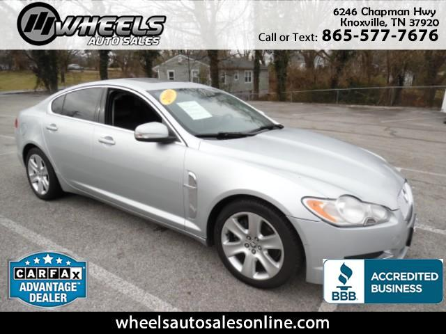 2009 Jaguar XF-Series Luxury