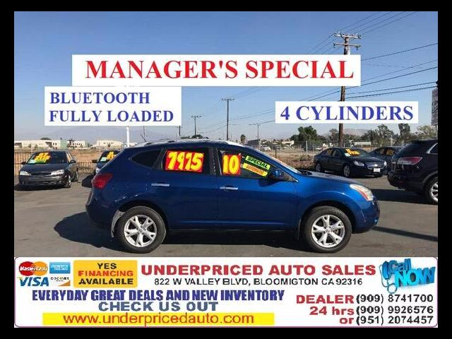 2010 Nissan Rogue SL 4CYL,LOADED