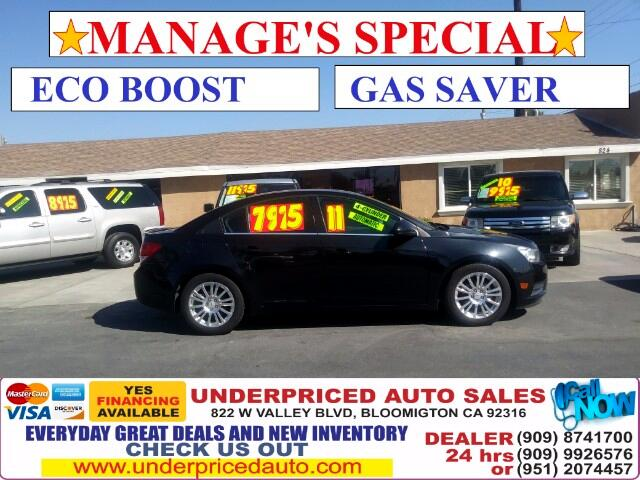 2011 Chevrolet Cruze ECO , GAS SAVER
