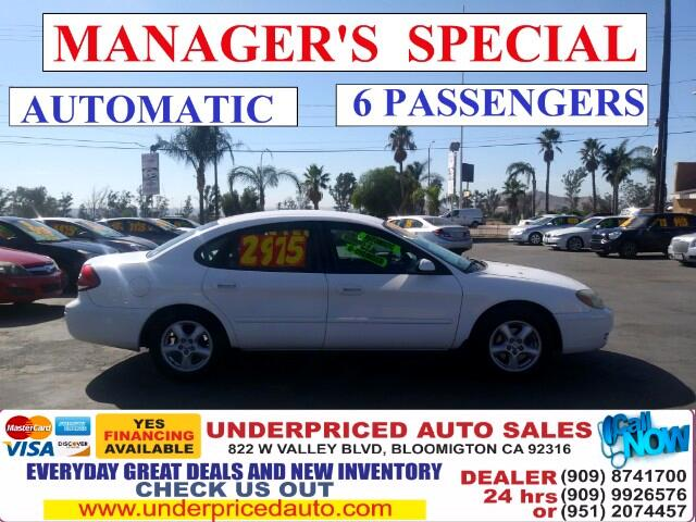 2004 Ford Taurus AUTOMATIC / 6 PASSENGERS