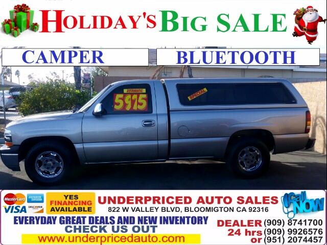 2000 Chevrolet Silverado 1500 Reg. Cab Short Bed 2WD