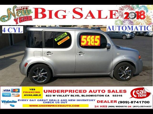 2009 Nissan Cube 1.8 WITH RIMS AND TINTED WINDOWS PLUS GAS SAVER!!!