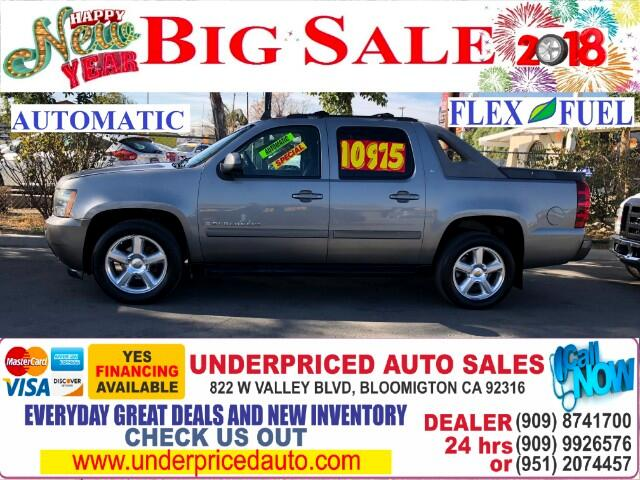 2008 Chevrolet Avalanche LT 4X2 V8 CREW CAB-MUST HAVE!!!!!!!