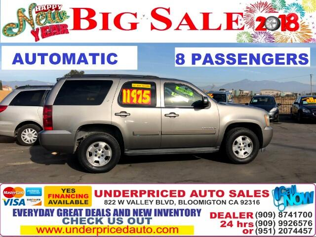 2007 Chevrolet Tahoe LTZ 2WD+3RD ROW SEAT? YES 3RD ROW!!! FITS 8 PSGRS