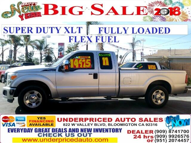 2011 Ford F-250 SD XLT SUPER DUTY