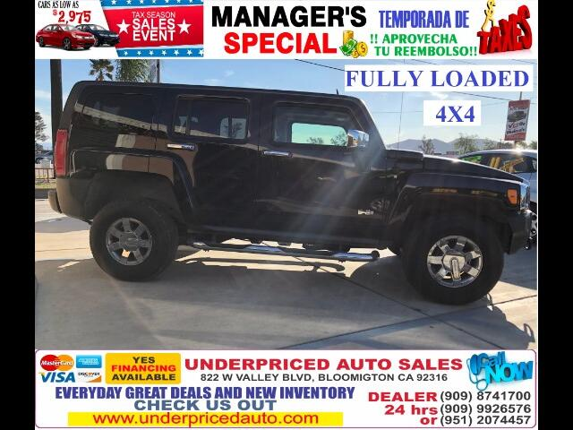 2007 HUMMER H3 ADVENTURE 4X4,FULLY LOADED>>>MUST SEE