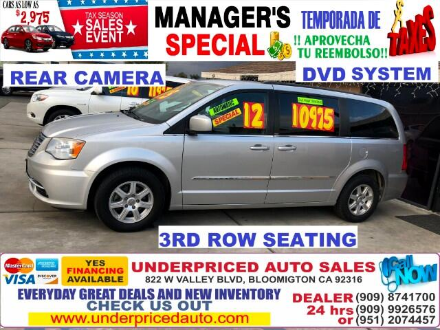2012 Chrysler Town & Country LIMITED FLEX FUEL>>>ALL LOADED WE MEAN IT!!!!!!!