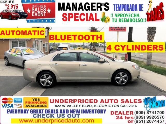 2012 Chevrolet Malibu 2LT BLUETOOTH + ON STAR A MUST>>>>>>