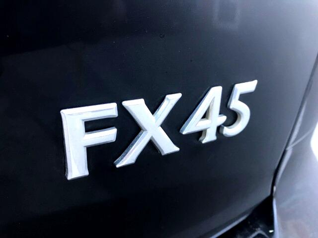 2006 Infiniti FX FX45 AWD
