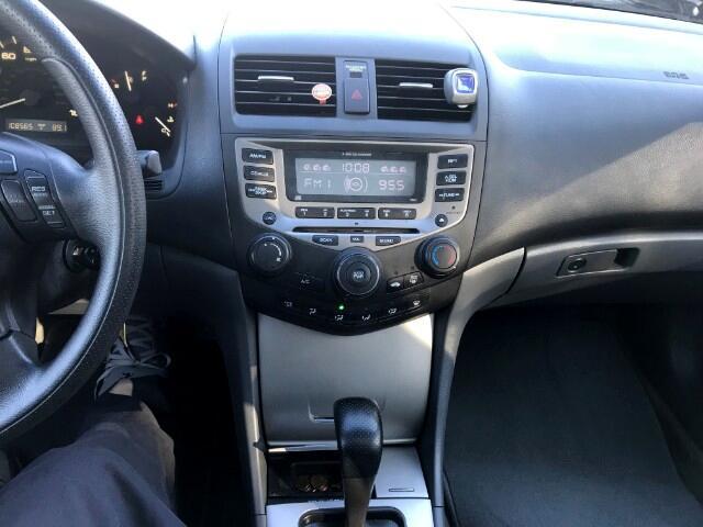 2006 Honda Accord EX-L Sedan AT with Navigation and XM Radio