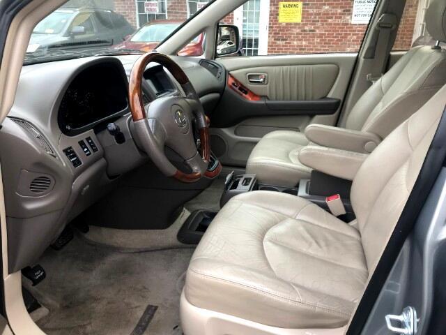 2003 Lexus RX 300 2WD