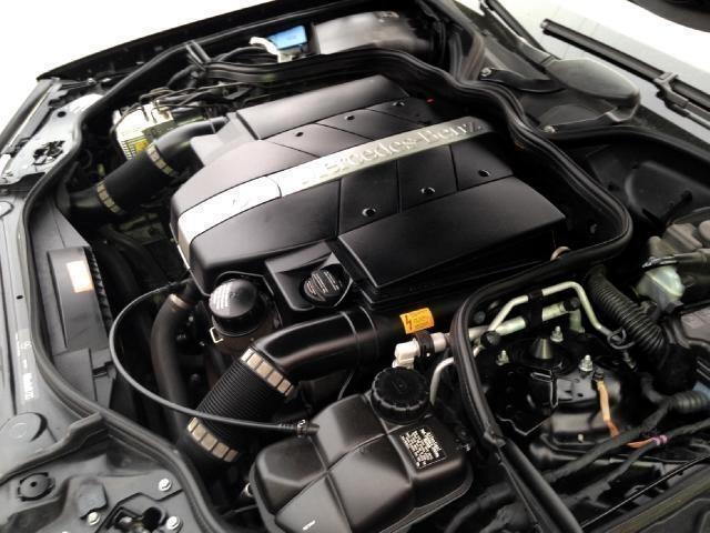 2005 Mercedes-Benz E-Class E320