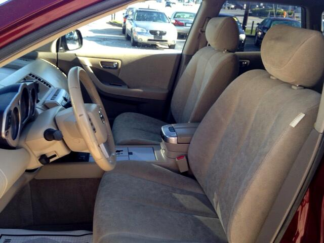 2006 Nissan Murano SL 2WD