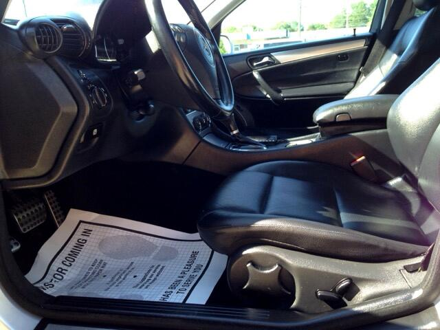 2005 Mercedes-Benz C-Class C230 K Sport Sedan