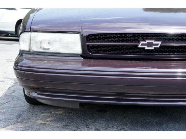 1996 Chevrolet Impala SS Base