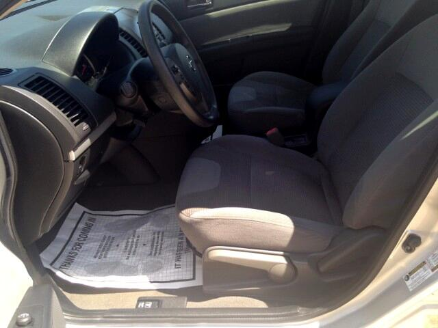 2011 Nissan Sentra 2.0 SR