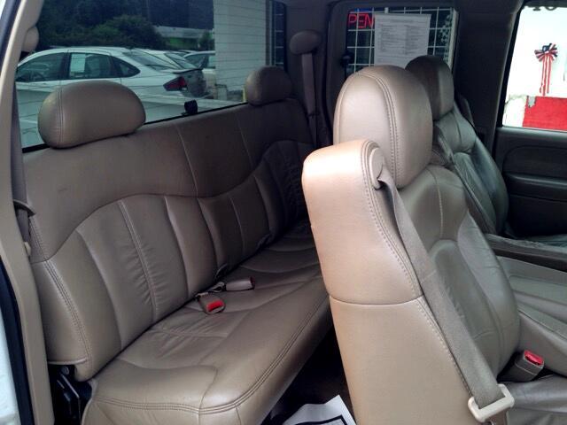 2002 Chevrolet Silverado 1500 LT Ext. Cab Long Bed 4WD