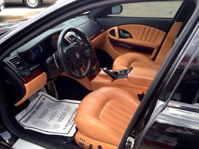 2007 Maserati Quattroporte Sedan