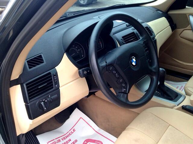 2005 BMW X3 2.5i