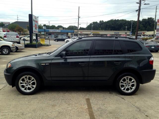 buy here pay here 2005 bmw x3 for sale in riverdale ga 30274 m s auto sales. Black Bedroom Furniture Sets. Home Design Ideas