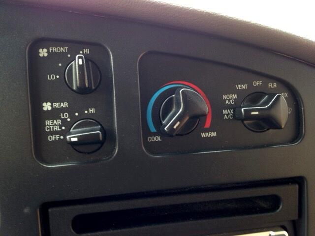 1998 Ford Econoline E350