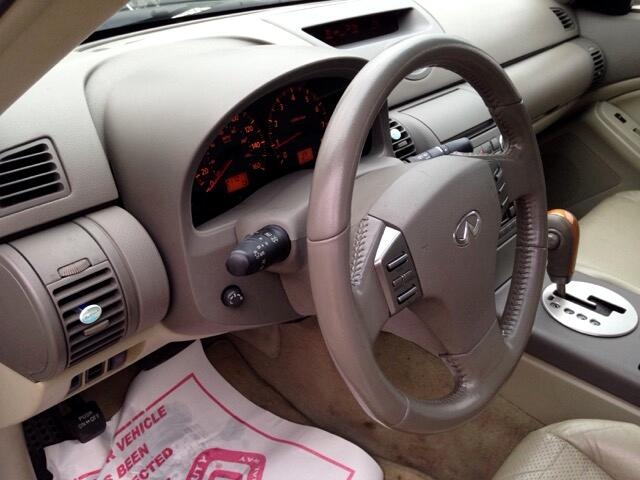 2003 Infiniti G35 Sport Sedan with Leather