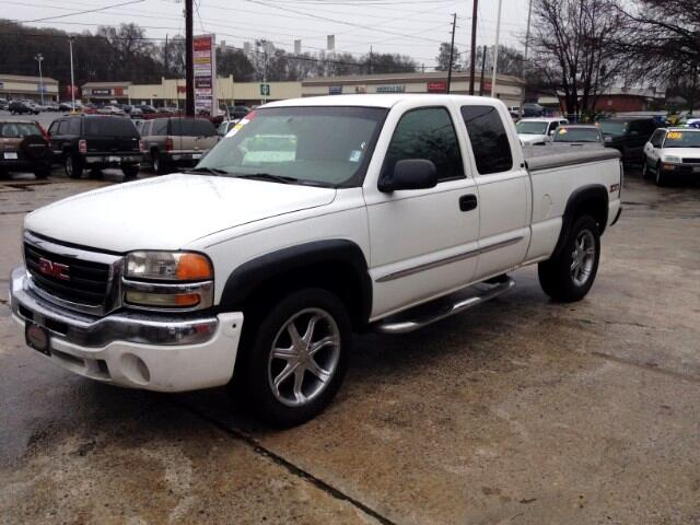2004 GMC Sierra 1500 SLT Ext. Cab Long Bed 4WD