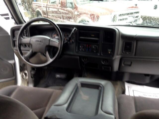 2004 GMC Sierra 1500 SLT Ext. Cab Long Bed 4WD