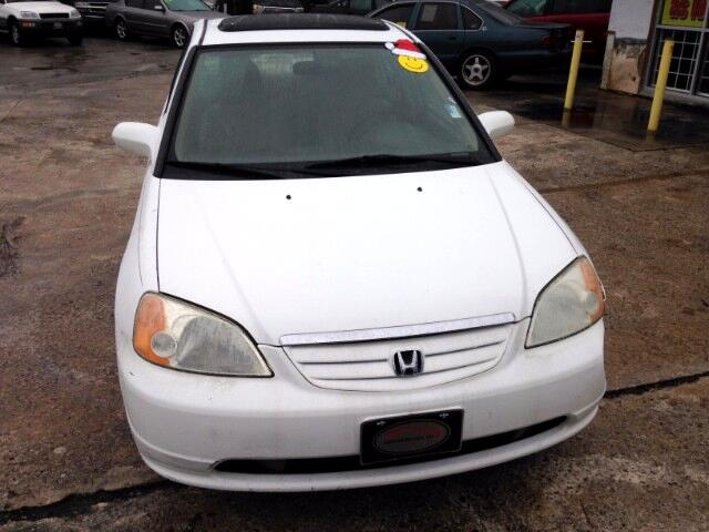 2003 Honda Civic EX Sedan 4-spd AT