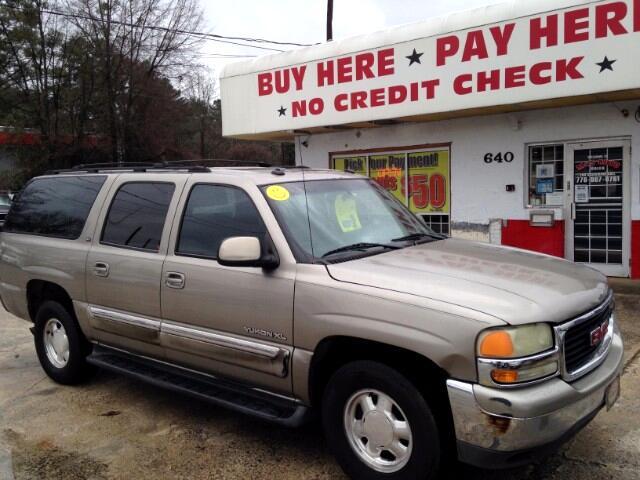 2003 GMC Yukon XL 1500 2WD