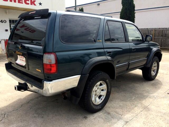 1997 Toyota 4Runner Limited 2WD